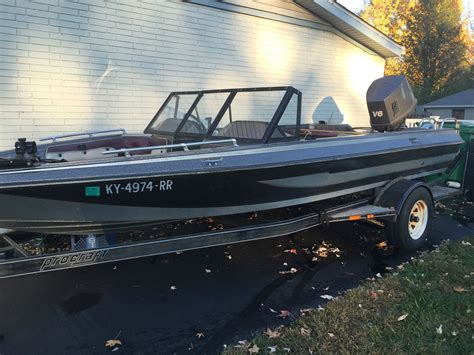 used fish and ski boats in kentucky procraft 1989 for sale for 1 boats from usa