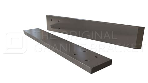 Bar Top Brackets by Countertop Support Bracket Steel Bracket Kitchen Bar Top