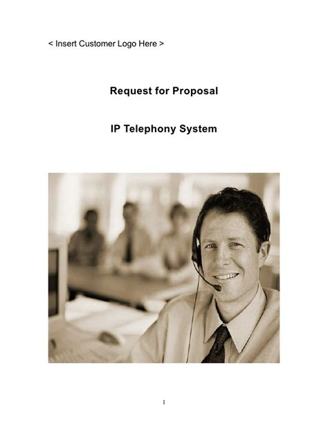 Trg Rfp Ip Pbx Template Voip Rfp Template