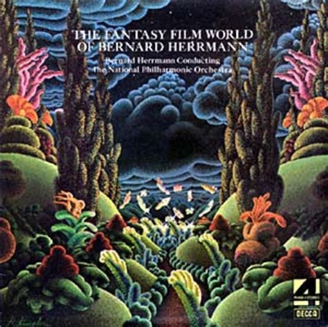 film fantasy world fantasy film world of bernard herrmann the soundtrack
