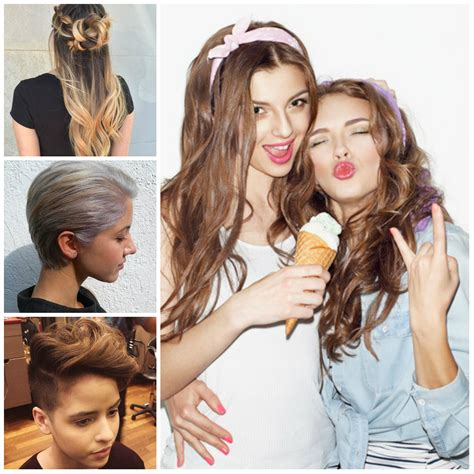 hairstyles 2017 for girl 2017 stylish hairstyles and haircuts for teenage girls