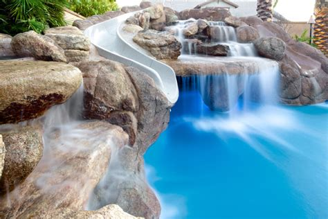 How To Build A Patio Bench Amazing Pool Features Phoenix Landscaping Design Amp Pool
