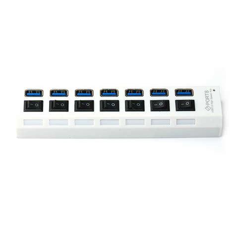 5 Port High Speed Usb 3 0 Hub usb 3 0 hub 7 port high speed adapter