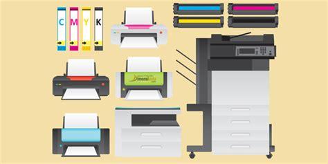 macam jenis tipe printer beserta fungsi  kelebihannya