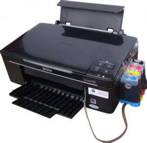 Printer Infus Epson 5 printer infus baru epson minus keran tinta bersosial