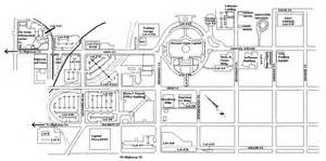 capitol complex parking map missouri office of