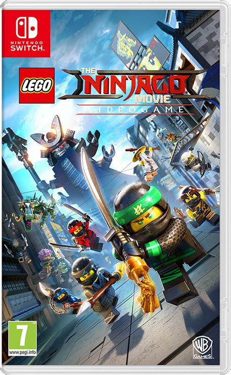Lego Ninjago The Nintendo Swicht the lego 174 ninjago 174 videogame nintendo switch nintendo