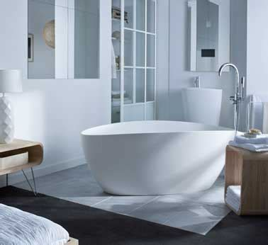 Bien Sol Bambou Salle De Bain #4: baignoire-ilot-asymetrique-pour-salle-de-bain-zen.jpg