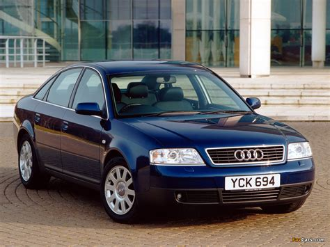 Audi A6 4b by 1997 Audi A6 4b C5 Pictures Information And Specs