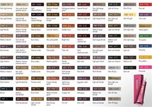 lanza hair color chart lanza framesi conversion chart brown hairs
