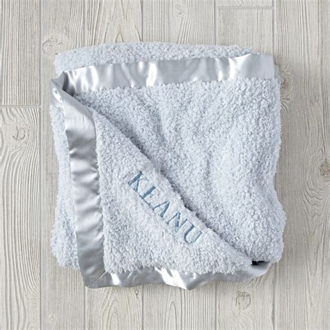 baby comforter blanket cuddle me softly baby blanket blue the land of nod