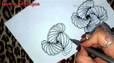 how to draw a tangle doodle part 3 5528 best images about zentangle zia zendala on