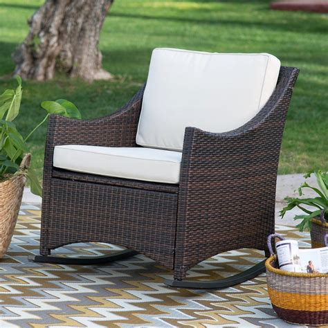 resin wicker chairs outdoor decorations