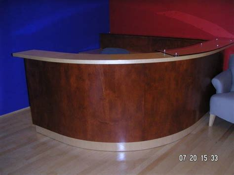 Used Reception Desks For Sale 7 Used Executive Desks 1 Reception Counter For Sale From