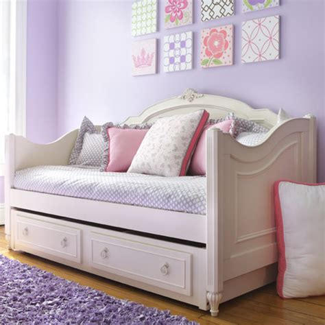 girls day bed enchant daybed and luxury kid furnishings including