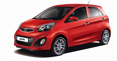Kia P Kia Picanto Offers Flair And Performance Now Starting At