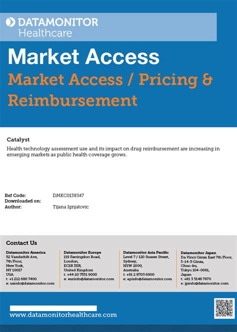 pharmaceutical market access in emerging markets books access in emerging markets hta is inroads report