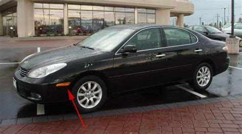 2003 lexus es300 front bumper 2002 2003 2004 2005 2006 lexus es300 es330 clear
