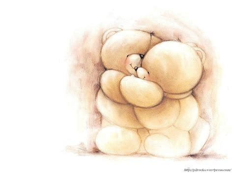 wallpaper cute hug bear hug cartoon wallpaper 1024x768 idle ramblings