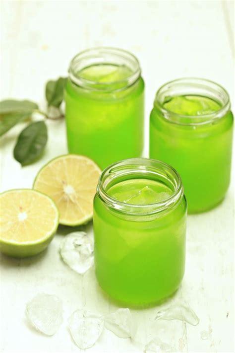 Minuman Teh Hijau Gelas diy minuman fanta hijau yang menyegarkan resipi makanan explo rasa cari infonet