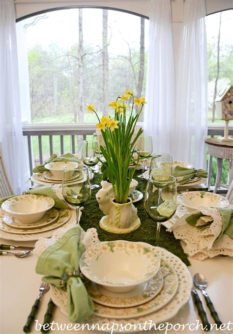 spring table settings 3 easter spring table settings
