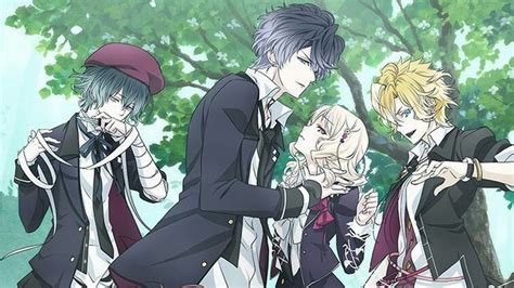 diabolik lovers more blood anime amino