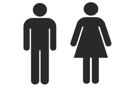 man and woman bathroom symbol inspiration 25 bathroom sign male design ideas of file
