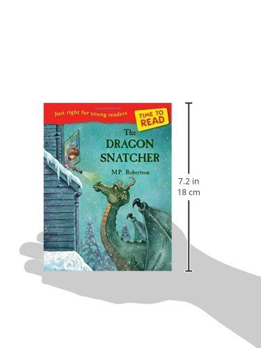 libro the dragon snatcher di m p robertson