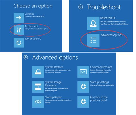 how to choose windows how to access boot options menu in windows 10 solved driver easy