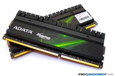 Ram Ddr3 Gaming adata puts out the second version of their xpg gaming ram pc perspective