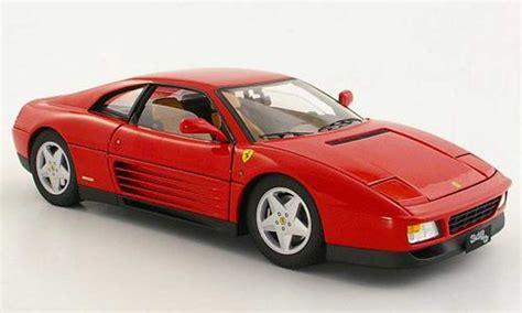ferrari  tb red  hot wheels elite diecast model car