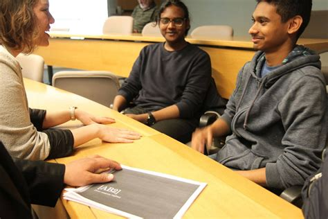 High School Mba by High School Students Big With Help Of Mba Mentors