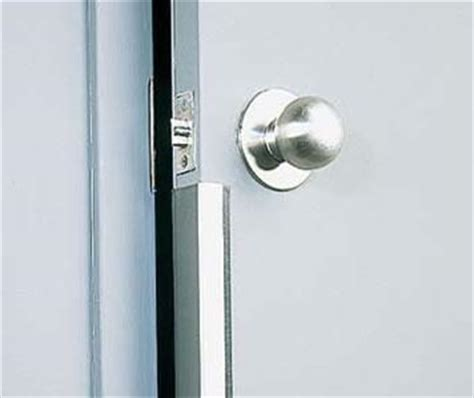 Adell Stainless Steel Door Edge Guards - des 293 stainless steel door edge protector by protek