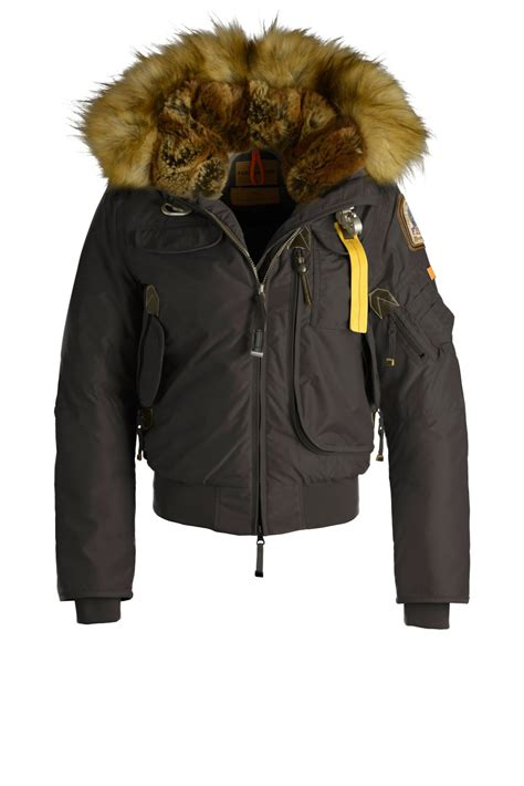 Parka Black B G S R List Brown Premium gobi eco parajumpers outlet up to 70 100