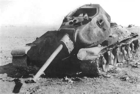 Dangerous 1 2t destroyed by explosion tank t 34 world war photos
