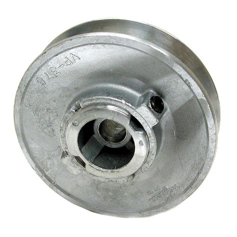 4 in x 1 2 in evaporative cooler motor pulley 6170 the