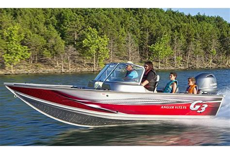 g3 boats kentucky g 3 angler v172fs boats for sale in kentucky
