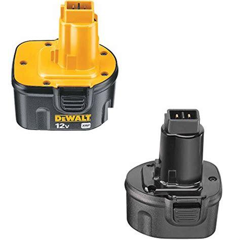 Replacement Battery For Black Amp Decker Dewalt 2 Pack