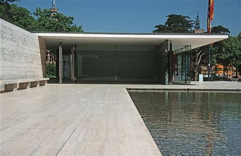 pavillon barcelona ludwig mies der rohe barcelona pavilion spain 世界