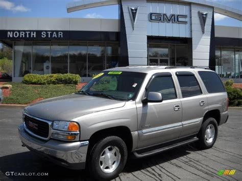 2003 pewter metallic gmc yukon sle 4x4 28759191 gtcarlot car color galleries