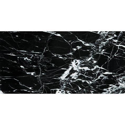 black and white marble polished emser tile marble 12 x 24 polished black and white