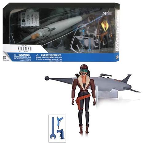 animated figures batman the animated series rocket deluxe