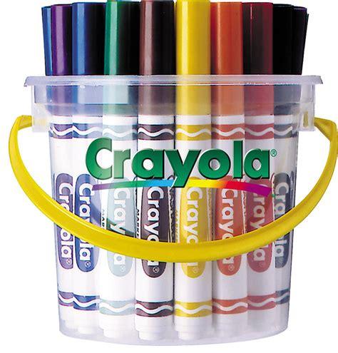 crayola ultra clean washable broadline markers classic