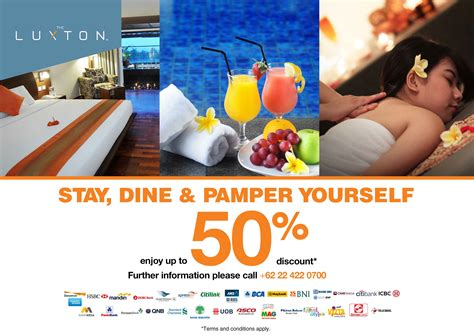 Wedding Package Luxton Bandung by Stay Dine Pumper Yourself The Luxton Hotel