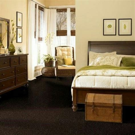 brown bedroom furniture best 25 brown carpet ideas on