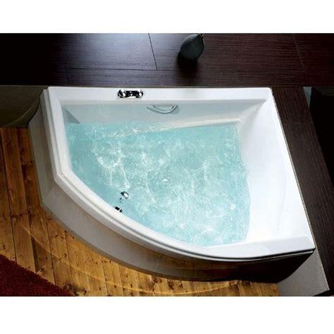 vasche da bagno angolari asimmetriche vasca idromassaggio angolare asimmetrica