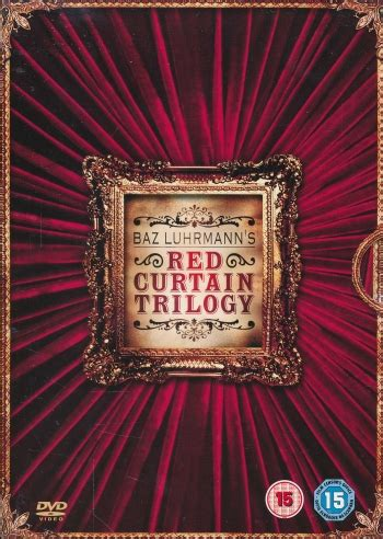 the red curtain trilogy red curtain trilogy box set import dvd discshop se