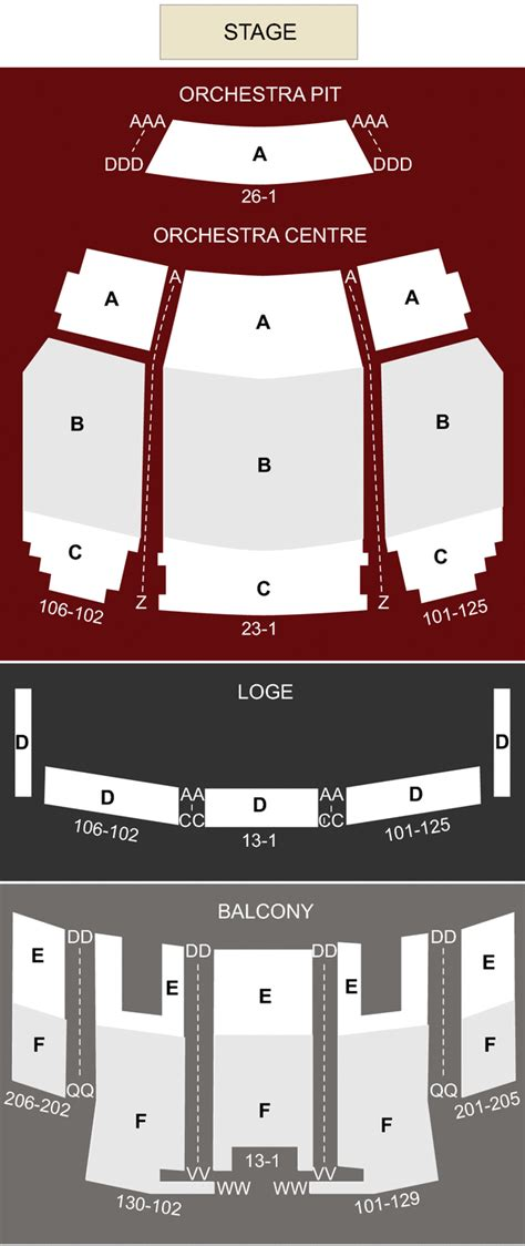 kingsbury seating chart kingsbury salt lake city ut seating chart stage