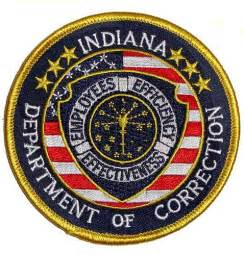 Indiana Department Indiana Department Of Corrections New Indiana Patch