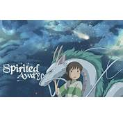 Spirited Away 1280x800 Wallpapers